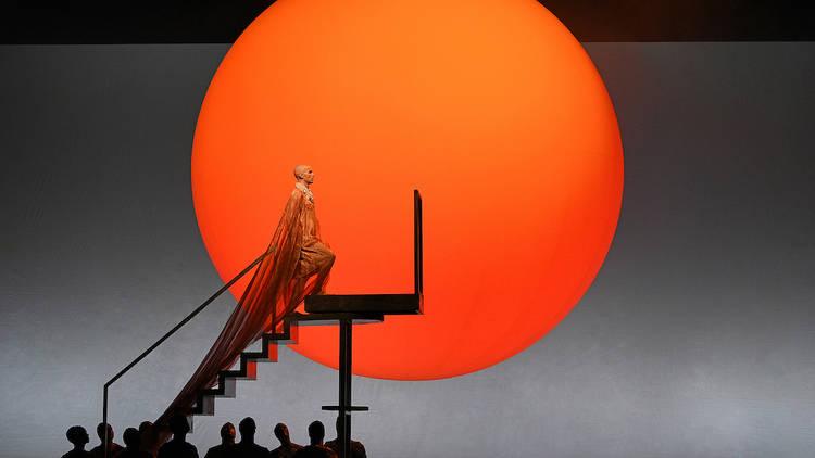 Philip Glass's Akhnaten at the Metropolitan Opera