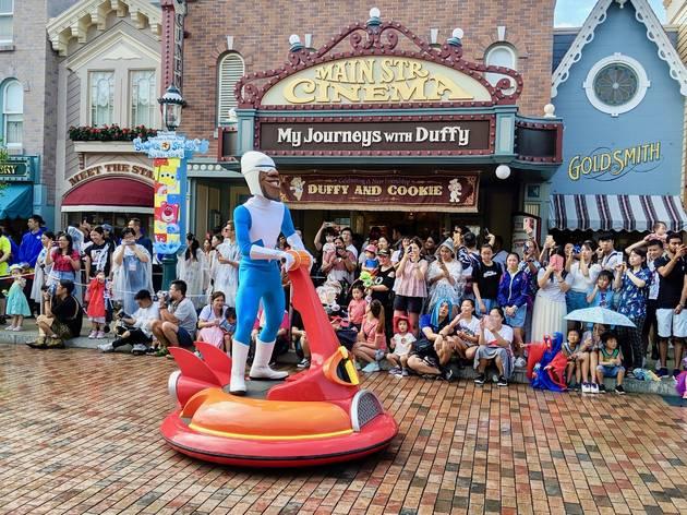 香港迪士尼樂園重開