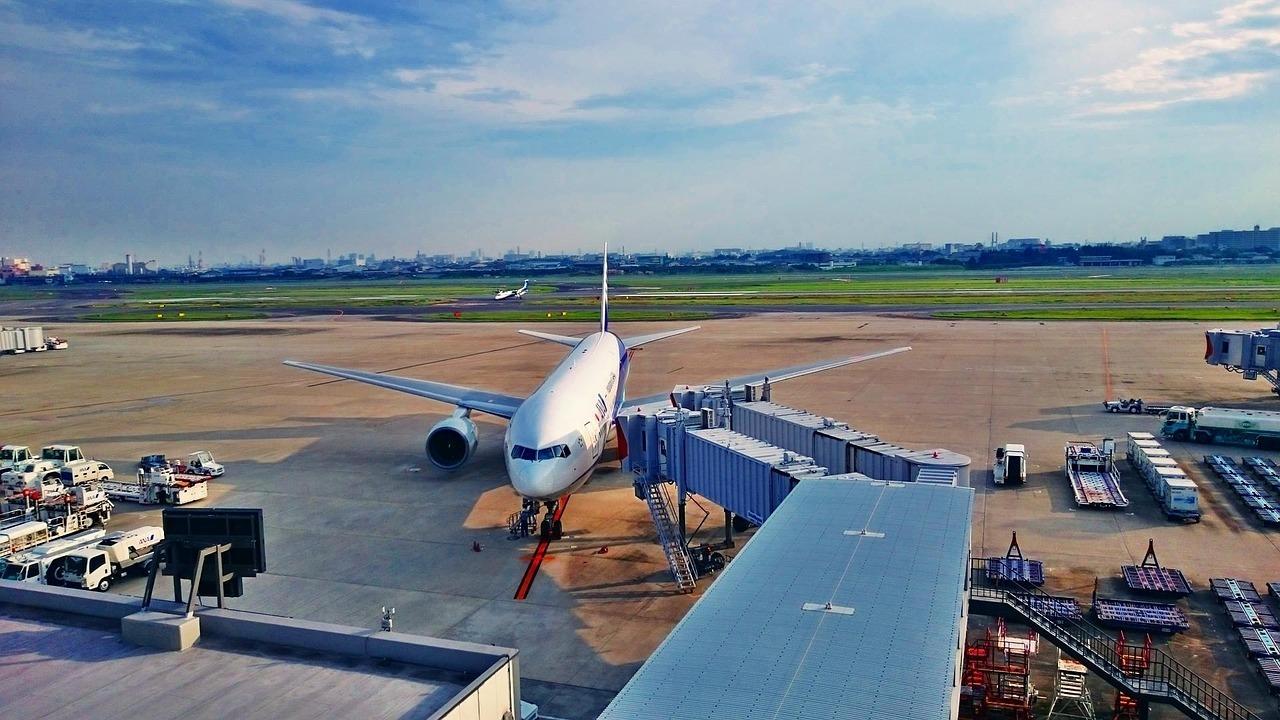 Japan osaka airport