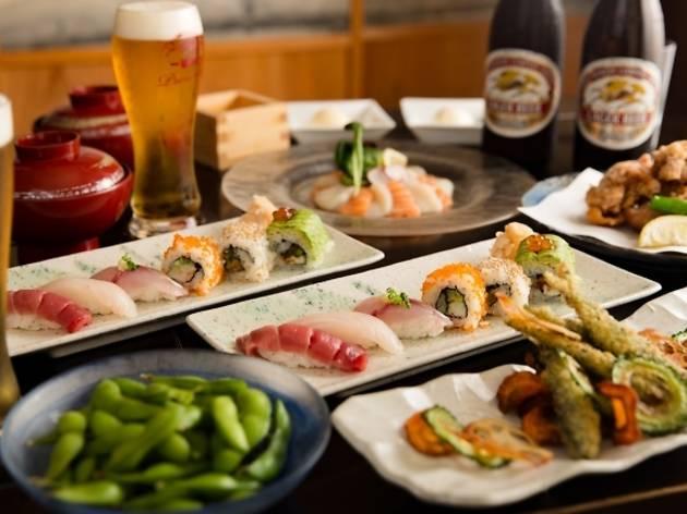 Sushi Beer Garden