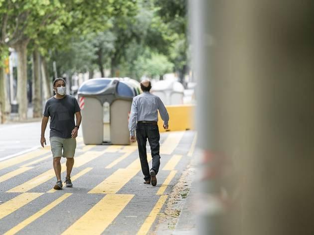 Barcelona a la fase 3 abans del 22 de juny