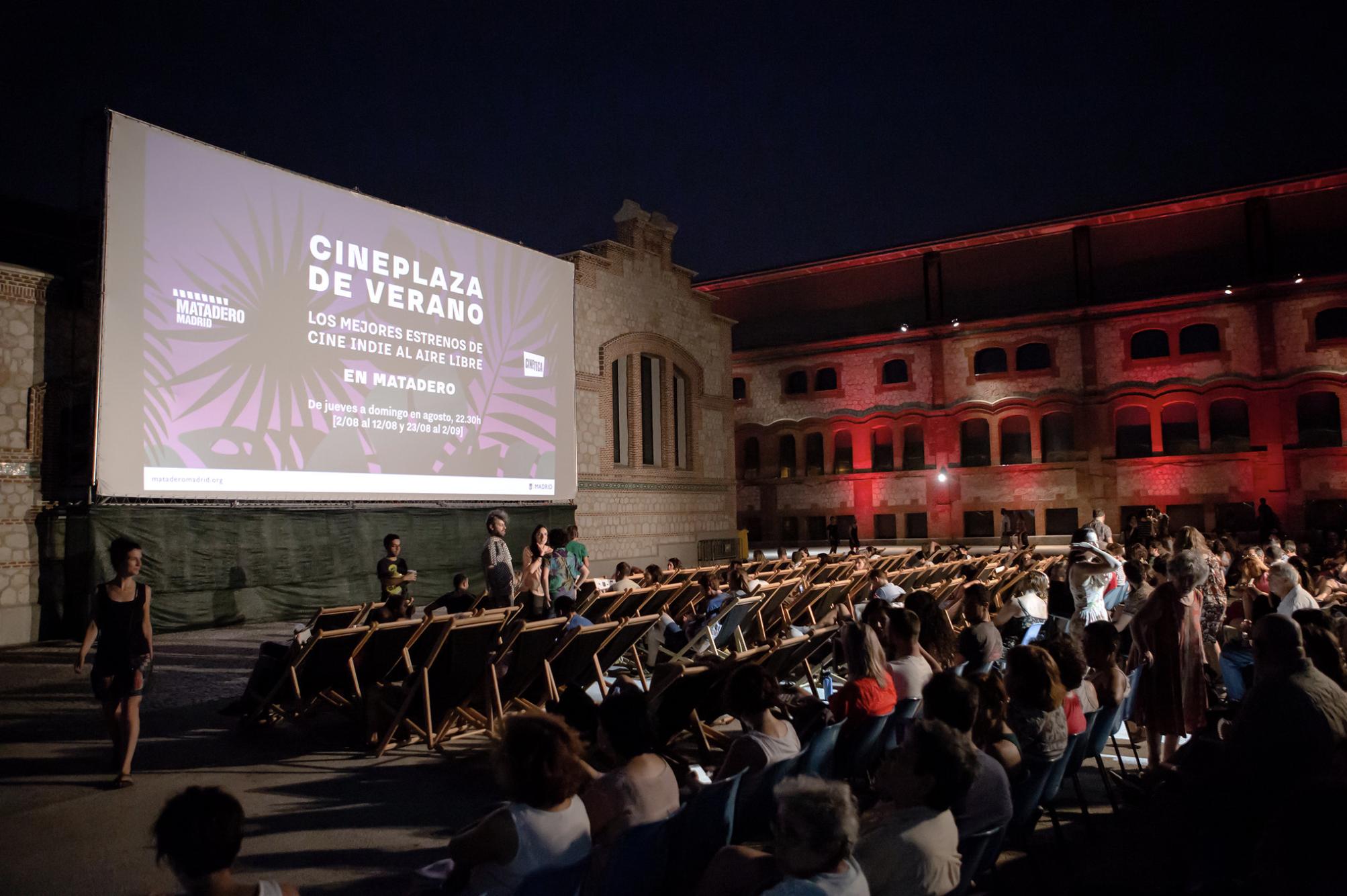 Los cines al aire libre que abren este verano