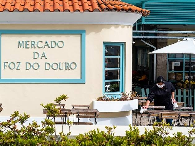 Mercado da Foz do Douro