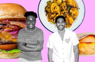 Bejay Mulenga and Dominic Cools-Lartigue