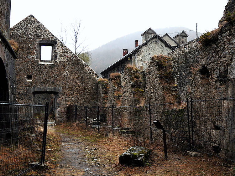 Real Fábrica de armas de Orbaizeta (Navarra)