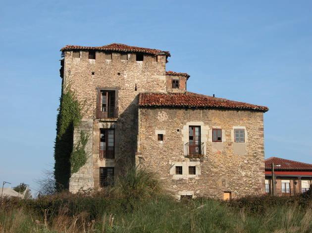 Casa palacio de Calderón de la Barca