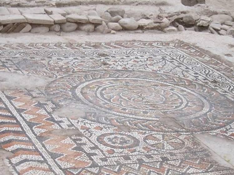 Yacimiento de los Mondragones (Granada)