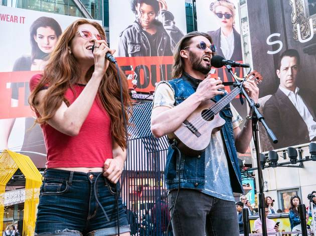 Broadway Buskers