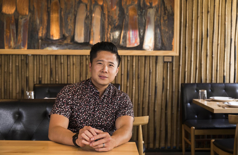 thai dang, chef, jaclyn rivas, portrait