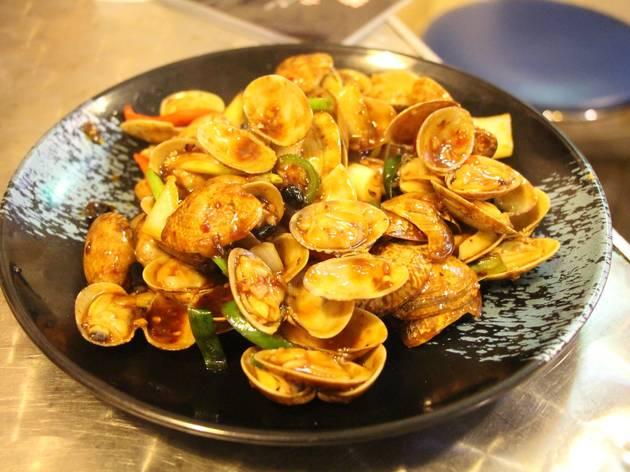 clams Thai Food