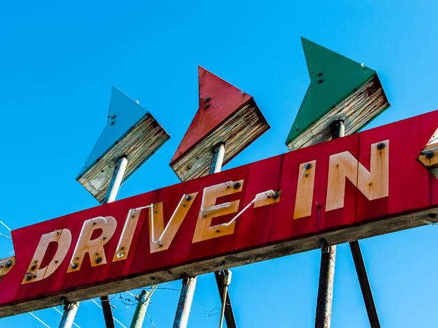 Adventure Drive-In