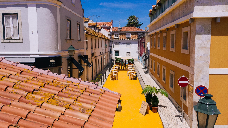Rua Amarela Cascais