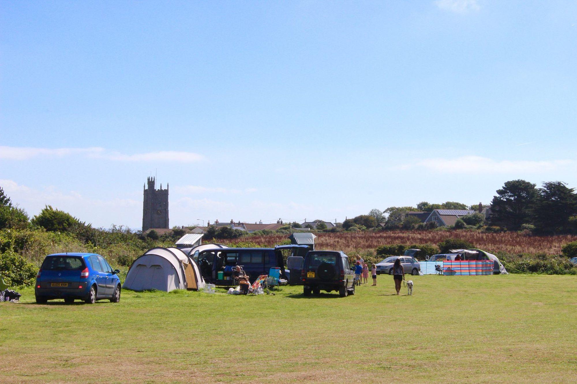 Mousehole campsite