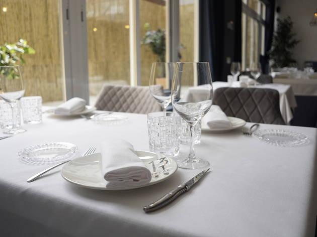 Treze dining room
