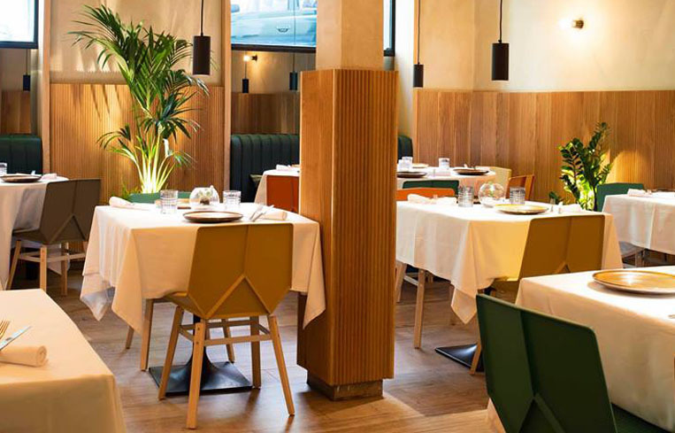 Salino dining room