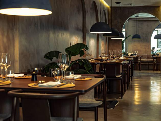 Pante  dining room