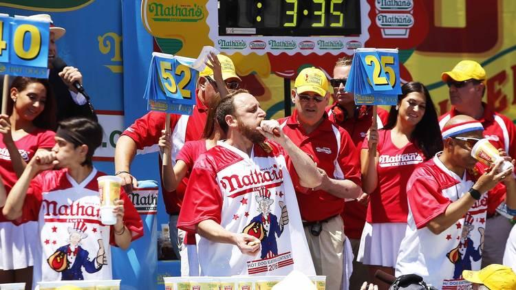Nathan's Hot Dog Eating Championships