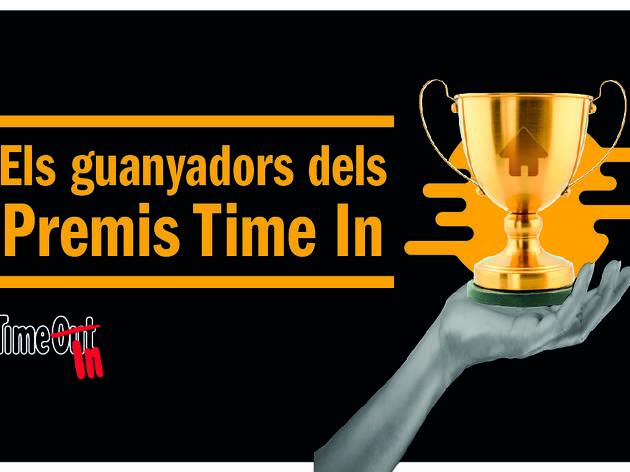 Guanyadors premis Time In