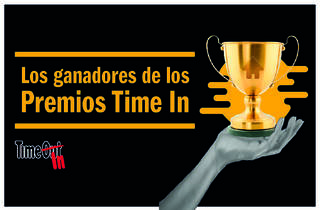 Ganadores Premios Time In