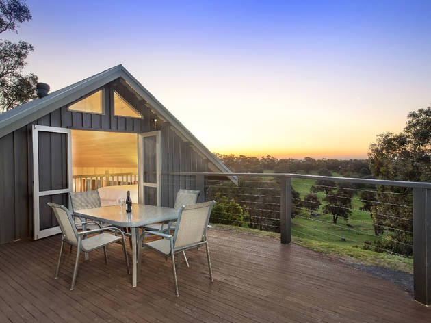 Smiths Gully private retreat Airbnb Victoria