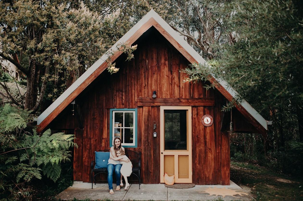 Hideaway Cottage Victoria Airbnb