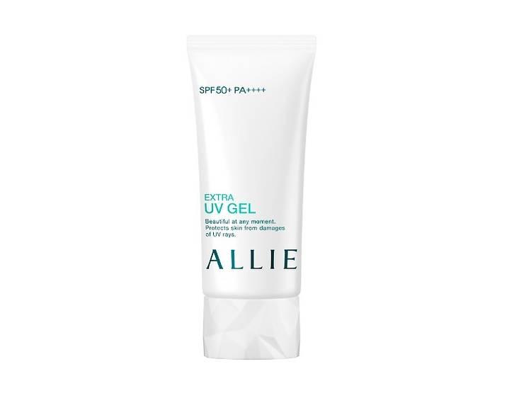 極效耐摩擦:Allie Extra UV Gel Ex UV 高效防曬水凝乳