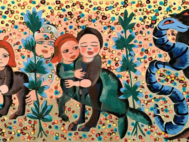 'In the Garden of Dreams' Mirka Mora, 1975-81