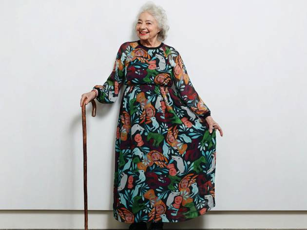Mirka Mora Gorman (Photograph: Supplied/Jewish Museum )