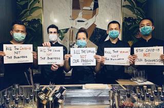 Save Hong Kong F&B