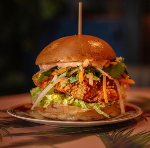 How to make Chick 'n' Sours' K-Pop chicken sandwich