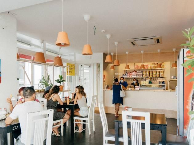 Restaurante, DoBrazil Pastéis, Costa da Caparica
