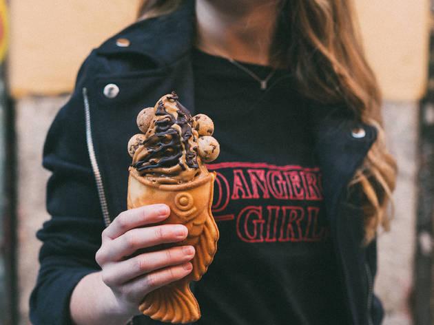 Las mejores heladerías de la ciudad