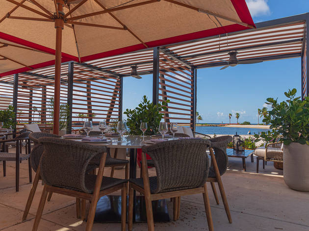 One of Miami's most beloved waterfront restaurants is finally reopening