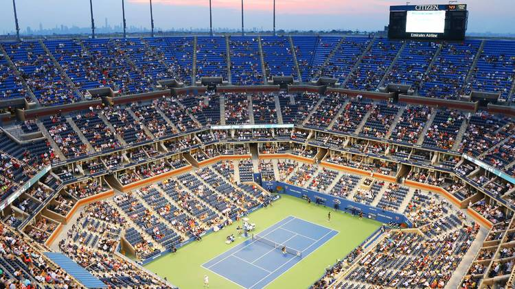 US Open billie jean king tennis center