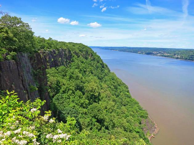 Palisades Parkway to Bear Mountain