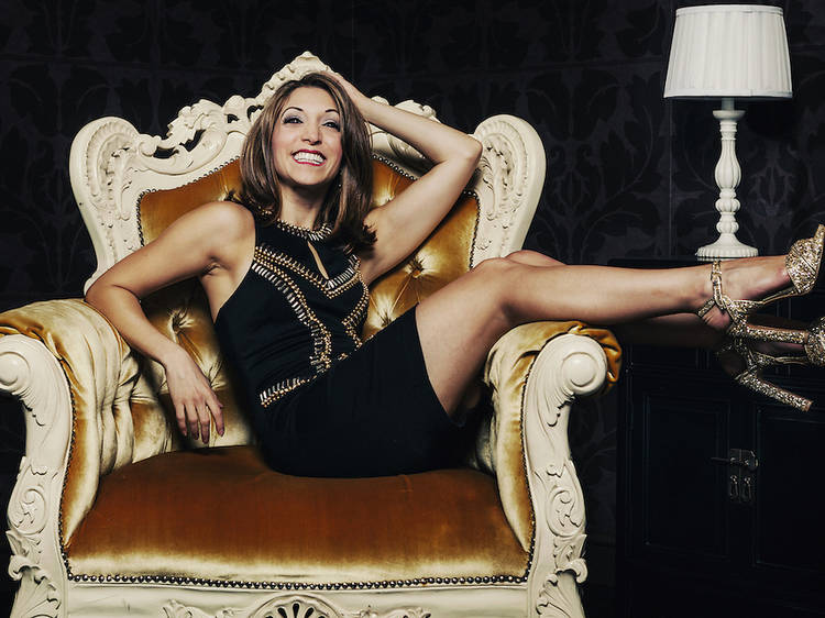 Christina Bianco:Lockdown Live! Concerts for a Cause