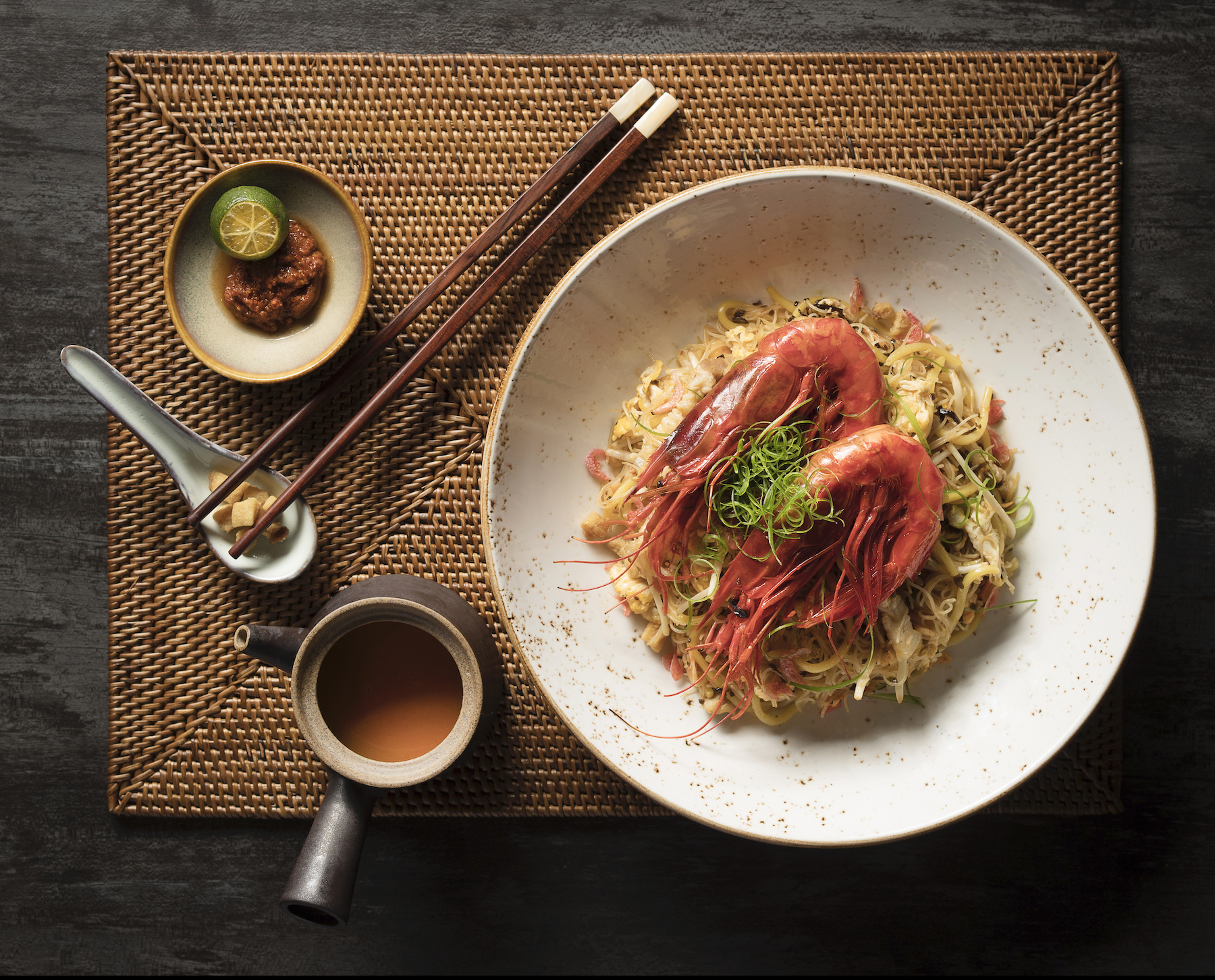Singapore's top restaurants create a digital cookbook for charity
