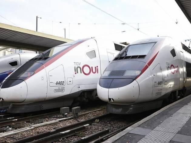Tren de alta velocidad de SNCF