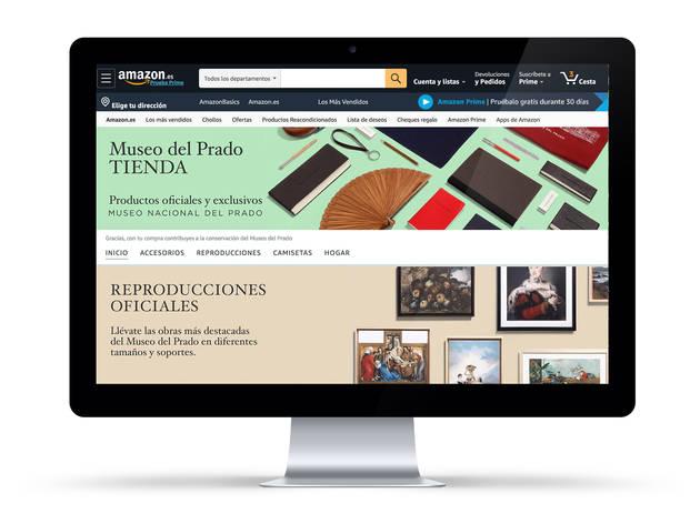 Tienda del Museo del Prado en Amazon