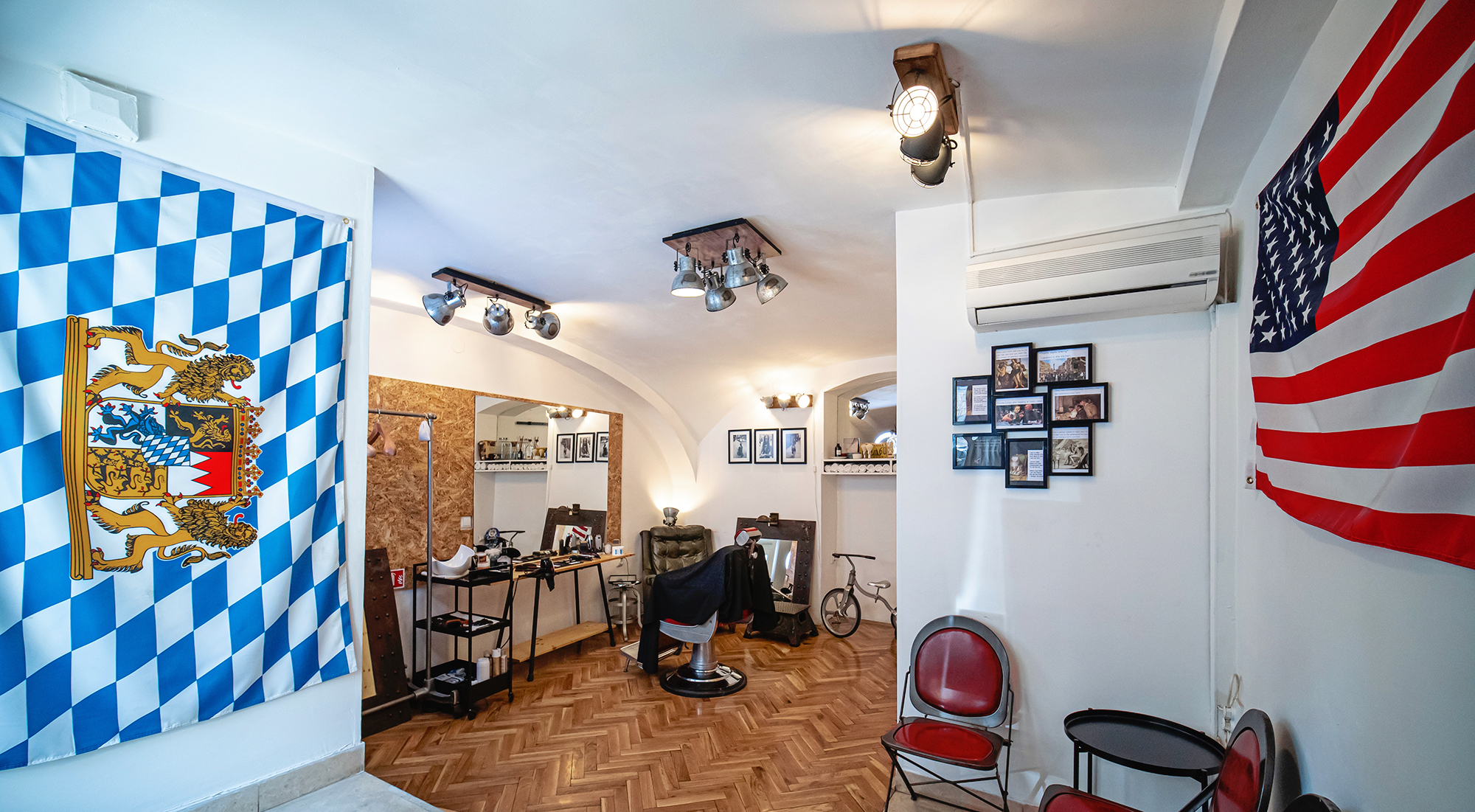 Zagreb's American Barbershop offers anything-but-ordinary cuts and ambience