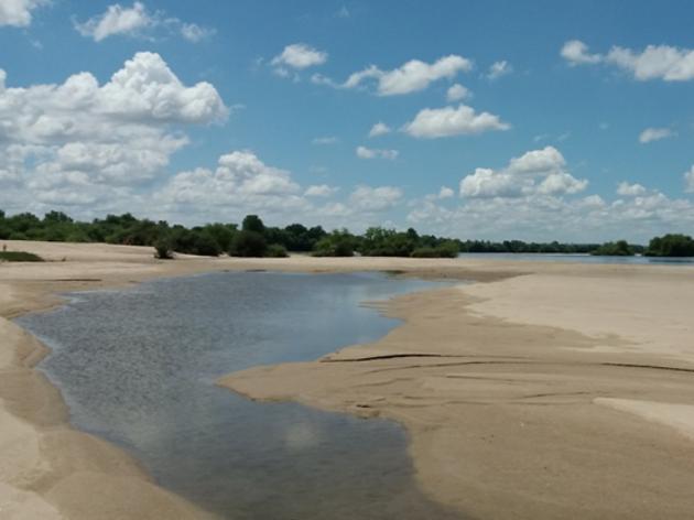 Praia Fluvial do Patacão