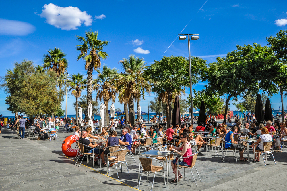 Barcelona in Phase 3 and beyond