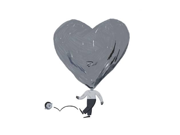 Compras, Ilustração, Playing with love