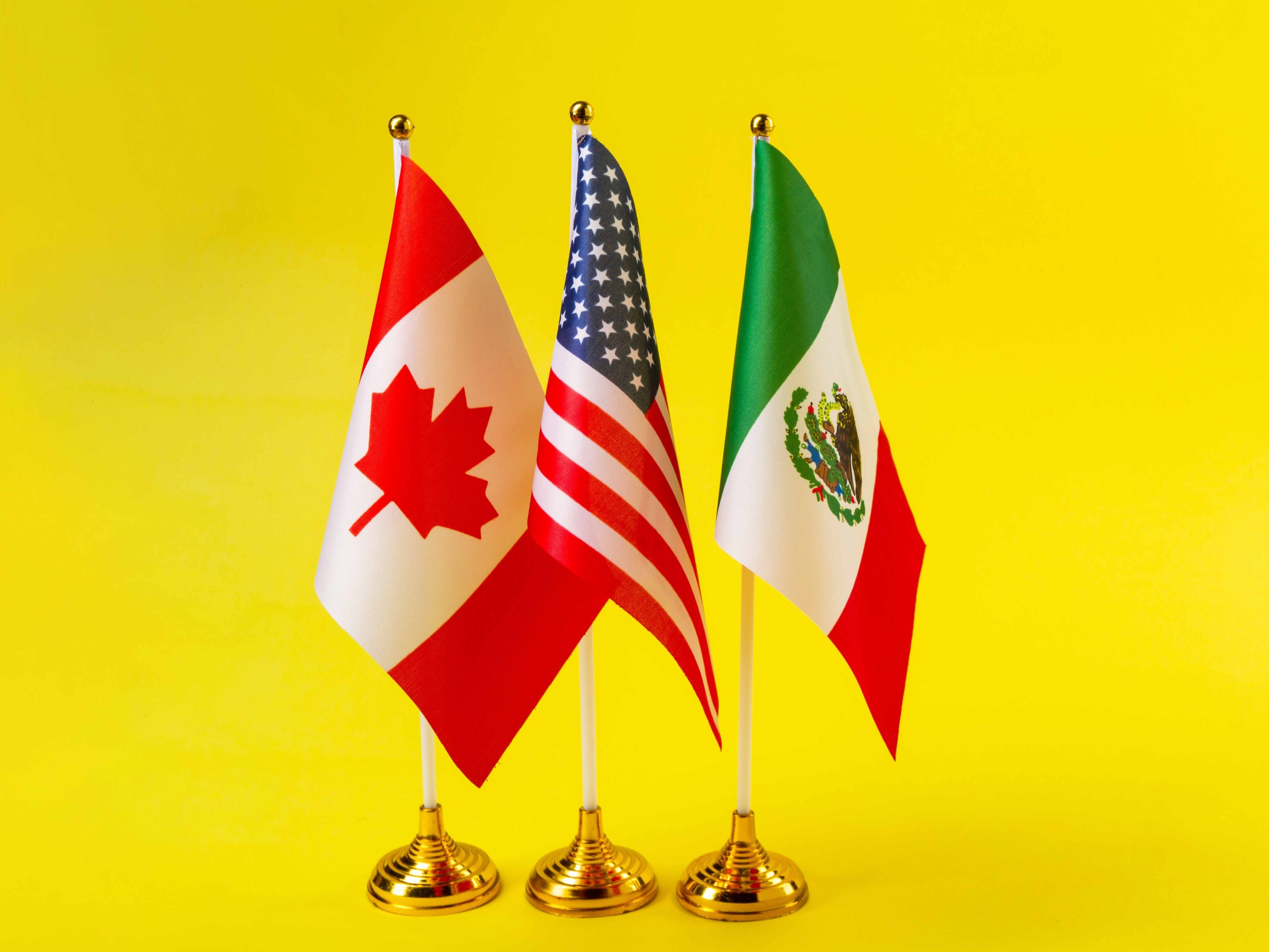 The United States has extended its border restrictions with Canada and Mexico (again)