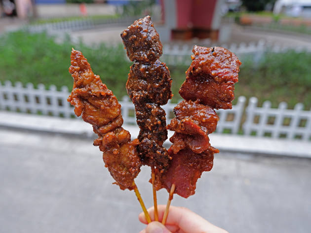 indonesian sate house