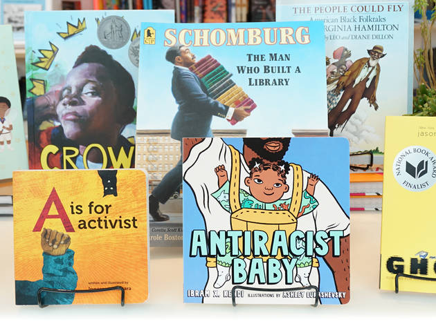 The NYPL released a Juneteenth book list for young readers