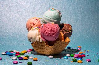 helados de sabores