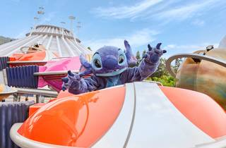 Hong Kong Disneyland reopens_stitch