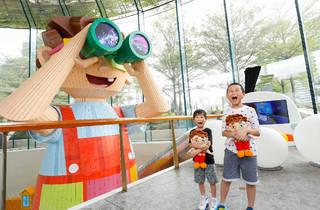 K11 Musea Donut Playhouse Kids Summer Carnival