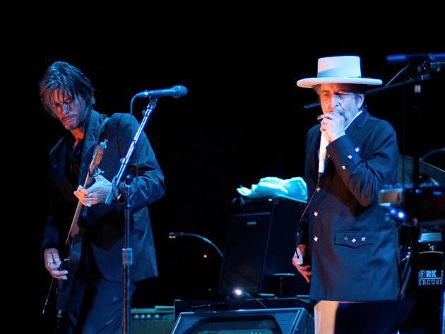 Bob Dylan en directo